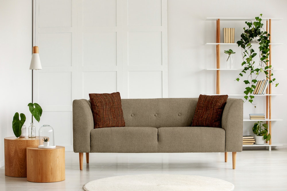 Sofa in Supremo 3533